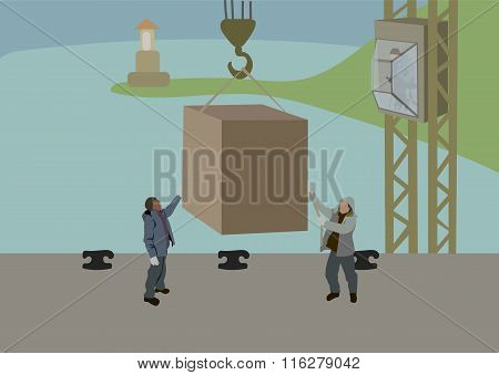 Port Workers