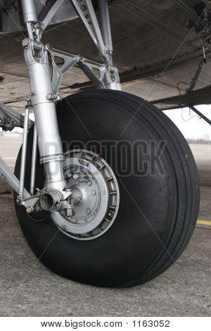 Dc3 Landing Gear