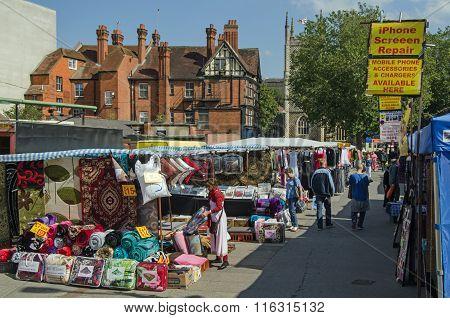 Reading Market, Berkshire