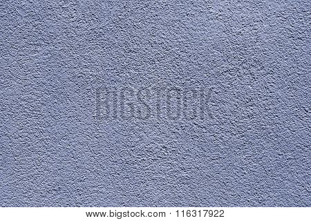 harmonic wall pattern in intensive blue color