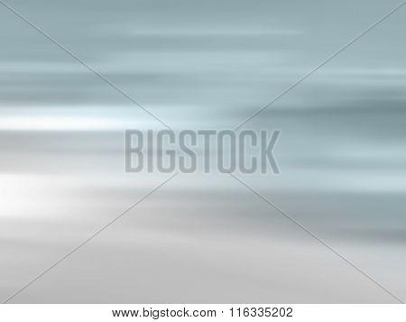 Horizon background - abstract grey blue gradient