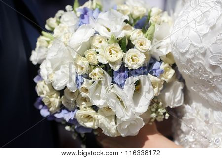Splendid Elegant Wedding Bunch