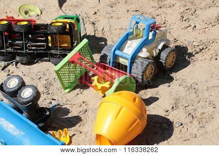Childish Transport Toys