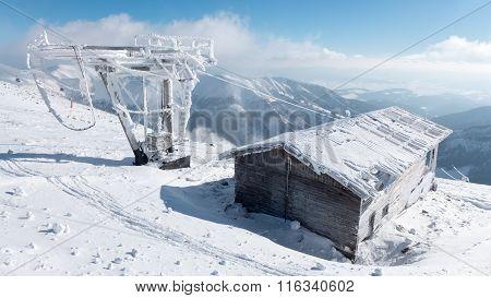 Old Snowy Ropeway