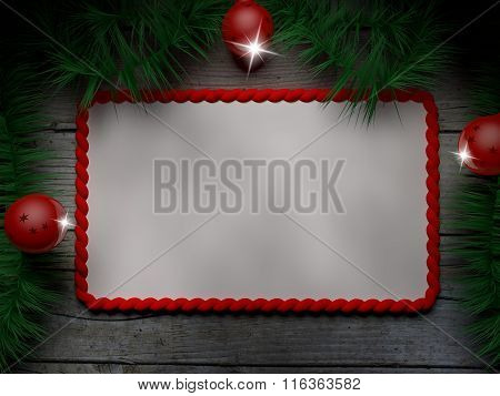 Christmas Label
