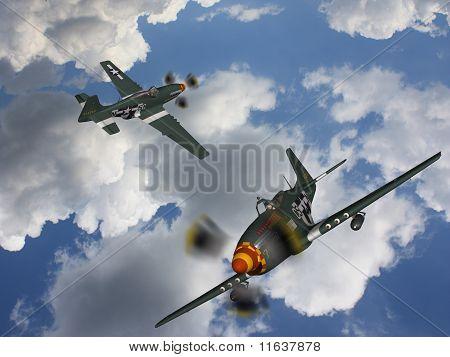 Military Aircraft Bomber