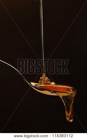 Honey-spoon