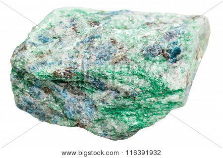 Green Fuchsite (chrome Mica) Mineral Stone