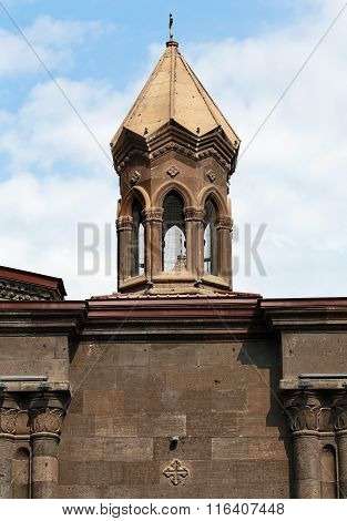 Dome With Cross