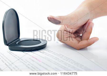 Where Do I Sign?