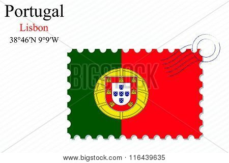Portugal Stamp Design