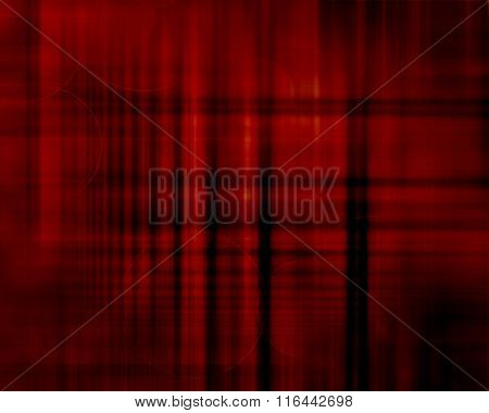 Abstract Retro Striped Red Background