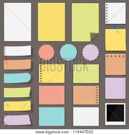 Flat Paper
