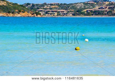 Buoys In Costa Smeralda