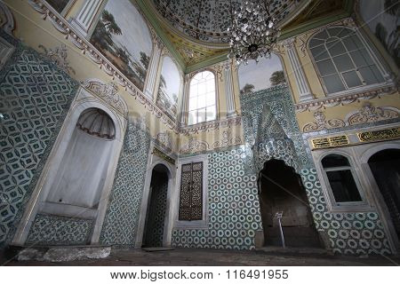 Royal Harem of the Topkapi Palace
