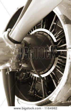 Vintage Dc3 Propeller