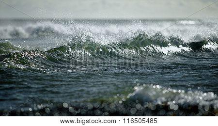 sea wawes
