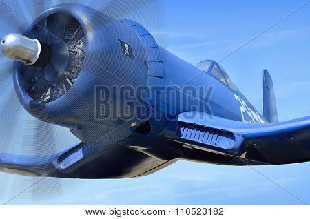 American Blue Carrier-based Fighter, Since World War II