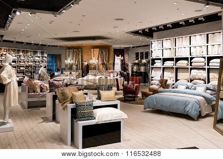 Bedding Show Room