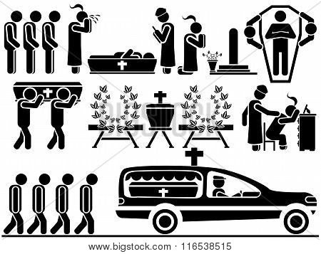 Icon Men Funeral