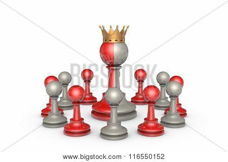Democracy (chess Metaphor).