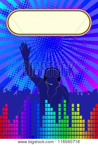Discotheque Background
