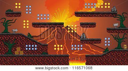 Tile Set Platform For Game 18.eps