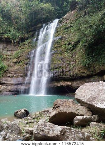 Waterfall Silence