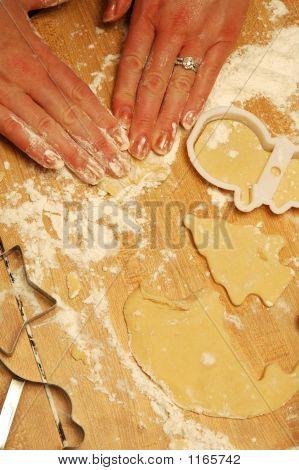 Making Cookies 1