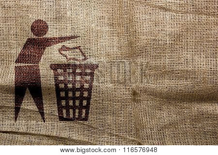 Stamp On Sackcloth, Throw Away The Trash
