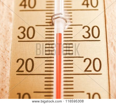 Thermometer Picture Vintage