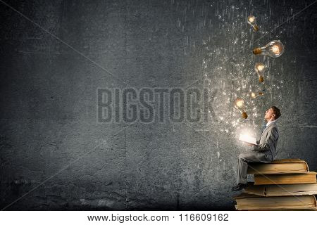 Books broden your mind