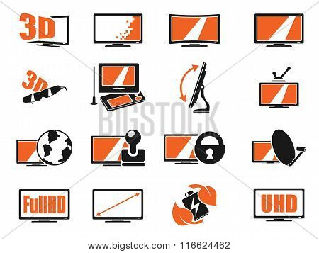 TV features and specifications