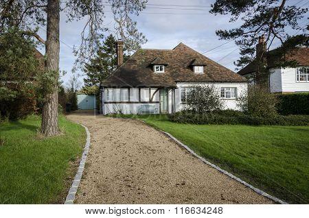 Pretty Village Cottage