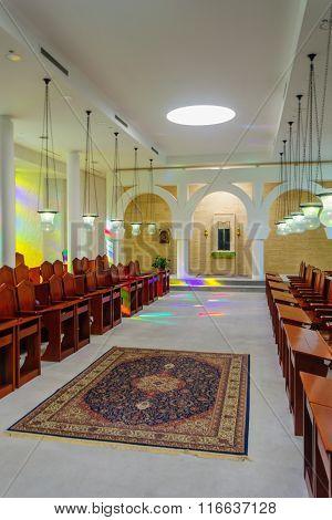 Domus Galilaeae (house Of Galilee) Monastery