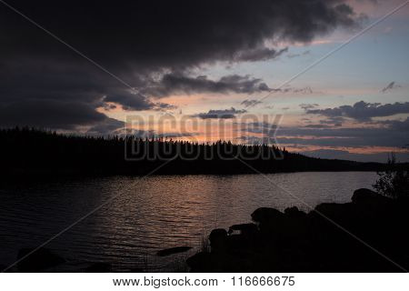 Sweden Sunset II