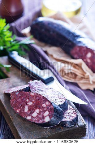 Blood Sausages