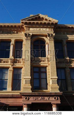 Sealy Building