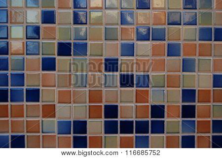 Antique Glass Tile