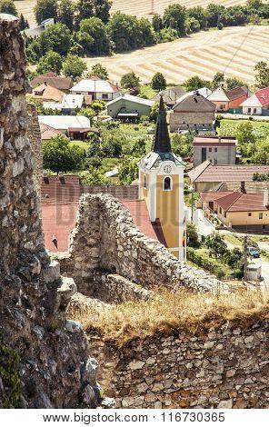 Parish Church Of Saint Stephen, Beckov, Slovakia