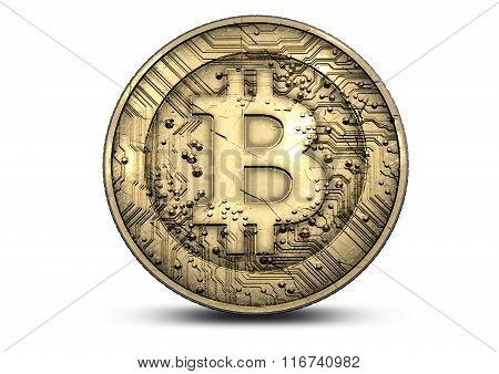 Bitcoin Physical