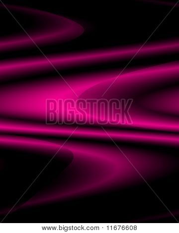 Wave of hot pink Photo digital background