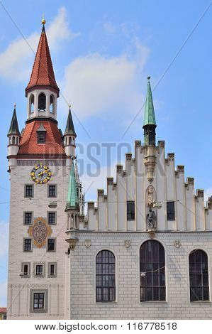 Munich Old Town Hall
