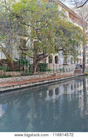 Riverwalk At San Antonio