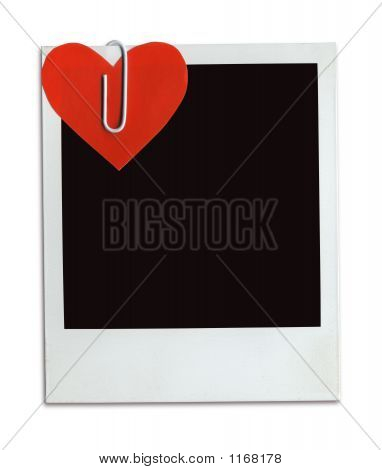 Valentine Photo Frame (+Clipping Path, Xxl)