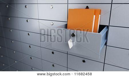 Safe Storage Of Documents