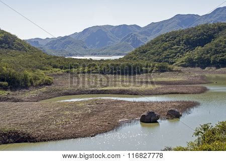 Lakes In The Sierra Madre Occidental