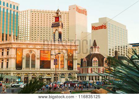 Harrahs Hotel On July 08, 2013 In Las Vegas