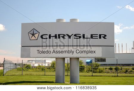 Toledo Chrysler Assembly Plant