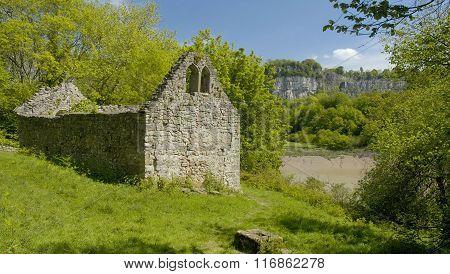 Ruin Of St James's Church, Lancuat